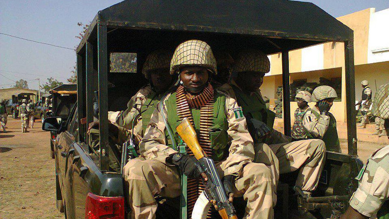 Nigerian soldiers have been fighting the Boko Haram insurgency in the northeast for nearly 10 years (image used for illustrative purpose)