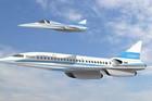 """NEBESKI """"BEJBI BUM"""" Ovo je avion koji """"cepa vazduh"""" NESLUĆENOM BRZINOM (VIDEO)"""