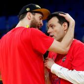 VELIKE PROMENE U CSKA Otišao motor tima, ali ostaje Itudisova desna ruka, stomak i srce