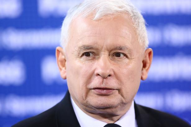 """""""No cóż, będą. Będzie się z nimi rozmawiało"""" – dodał Kaczyński."""