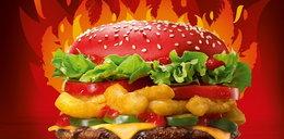 Piekielny hamburger. Tylko dla odważnych