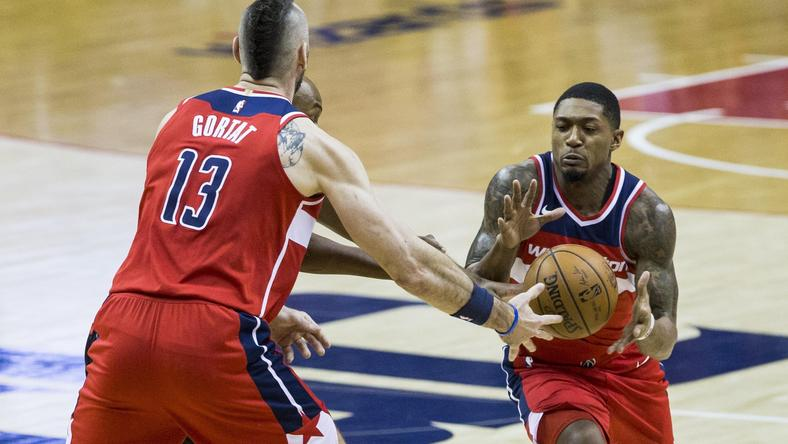 NBA: Washington Wizards vs Los Angeles Clippers