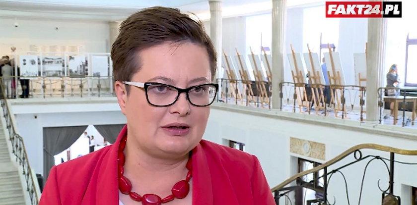 """Lubnauer o przerwie w obradach Sejmu. """"To jest naganne"""""""
