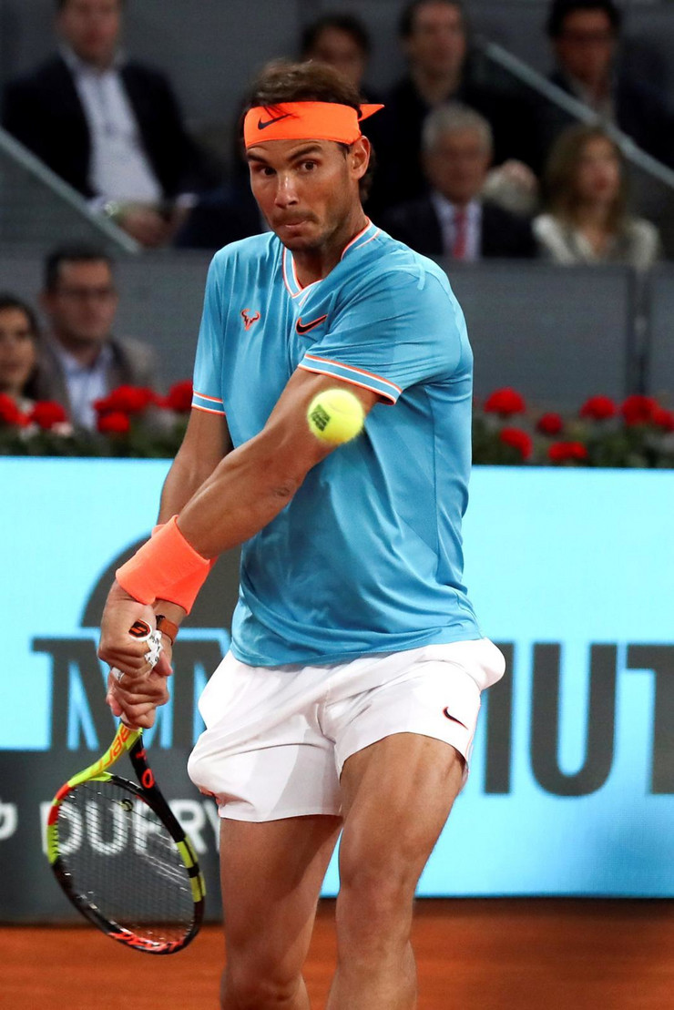 Rafael Nadal, Stan Vavrinka