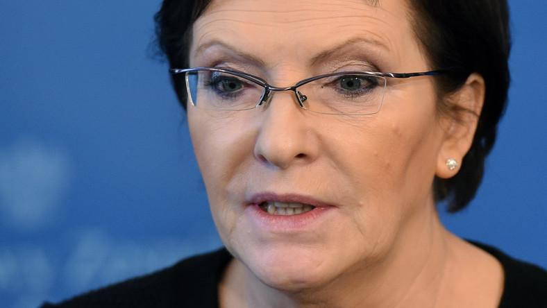 Kopacz zapewnia: Polska jest przygotowana ebolę
