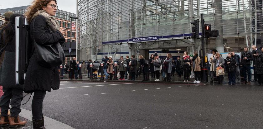 Panika w londyńskim metrze. Są ranni