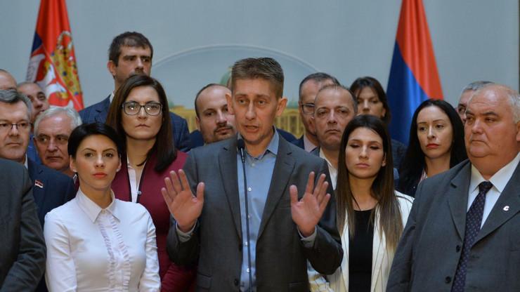 Aleksandar Martinovic, Strajk gladju