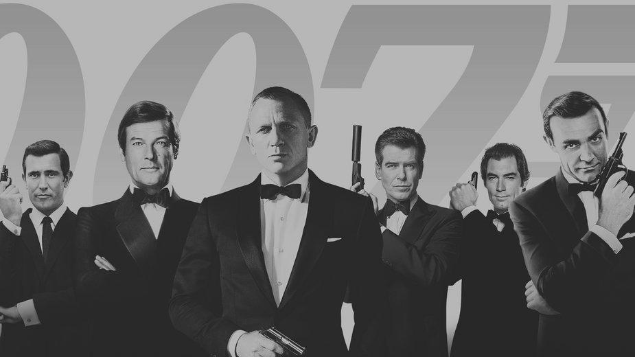James Bond w HBO i HBO GO. Wszystkie filmy od 1 grudnia na platformie