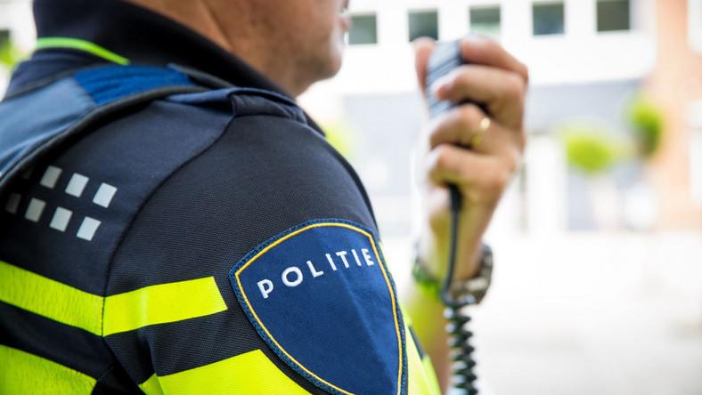 Holenderska policja