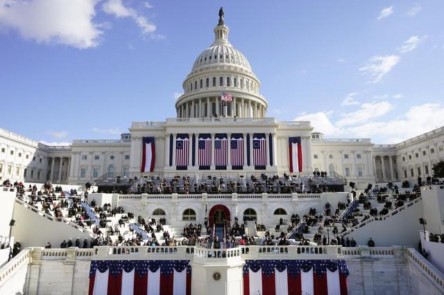 Ovako je izgledao Kapitol danas