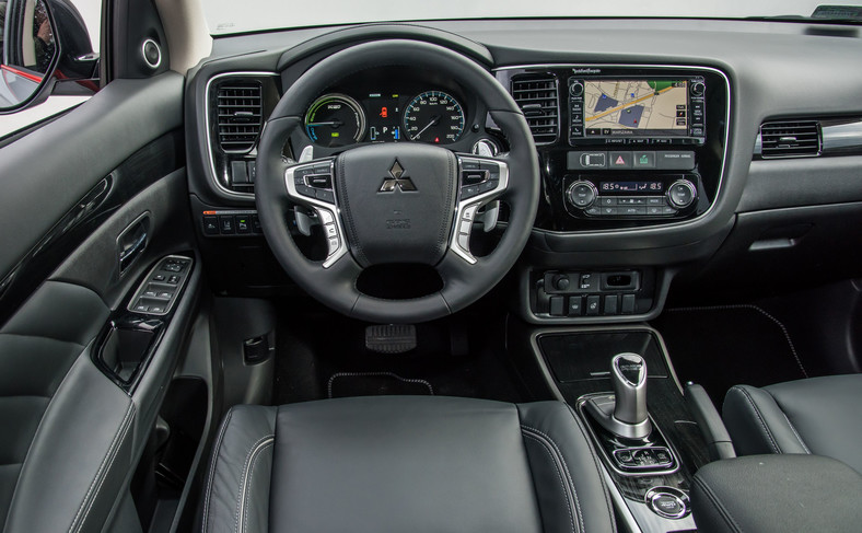 Mitsubishi outlander PHEV - zdjęcie poglądowe