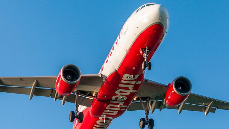 Samolot Air Berlin