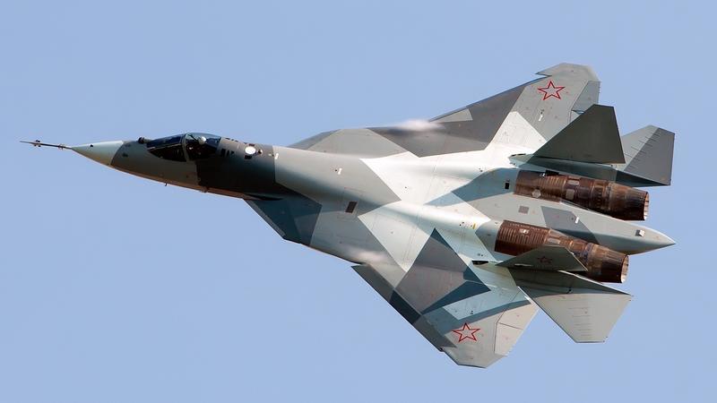 Suhoj T-50 (prototyp Su-57)