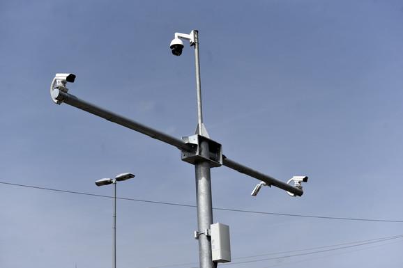 Nove kamere sve vide i prepoznaju