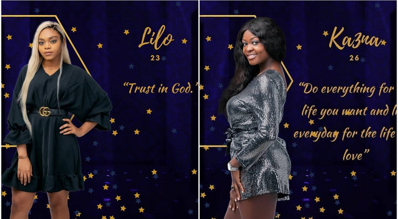 BBNaija 2020: Twitter reacts to Ka3na and Lilo's eviction from the house