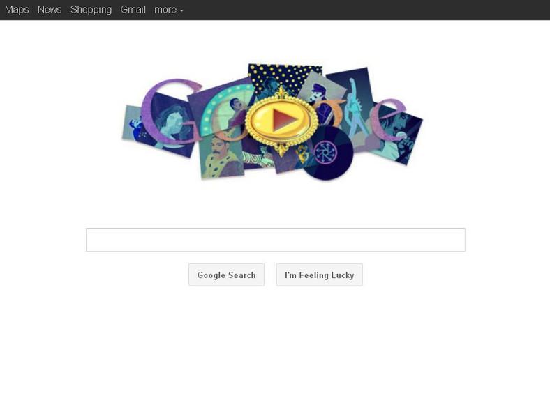 Logo Google z okazji 65. rocznicy urodzin lidera Queen