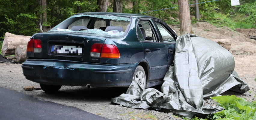 Brutalny atak w Turnickim Parku Narodowym. Kobietę uderzono kijem bejsbolowym