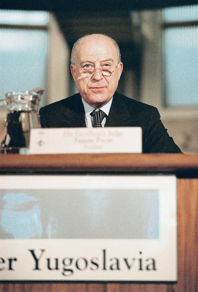 Italijanski sudija Pokar je napisao da je presuda protivna svakom osećanju za pravdu i teško optužio kolege iz žalbenog veća