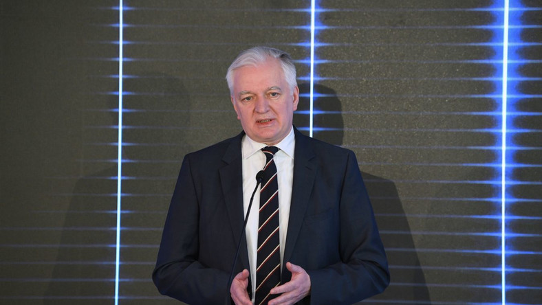 Jarosław Gowin PAP/Darek Delmanowicz