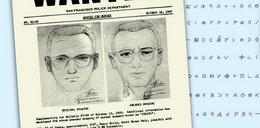 Zagadka Zodiaka rozwiązana po latach? Amerykańscy detektywi są przekonani, że widzą kim był legendarny morderca