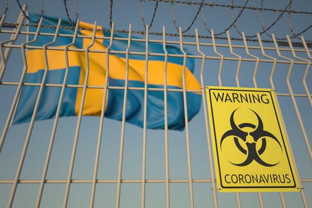 W piątek w ciągu ostatniej doby potwierdzono w Szwecji 7187 nowych przypadków koronawirusa