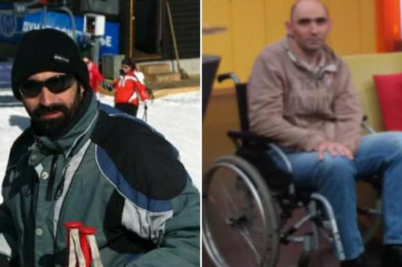 """Kako je opaka bolest """"POJELA"""" ČOVEKA: Ove dve Uroševe slike najbolje pokazuju svu surovost MS, stiže li lek u Srbiju uskoro?"""