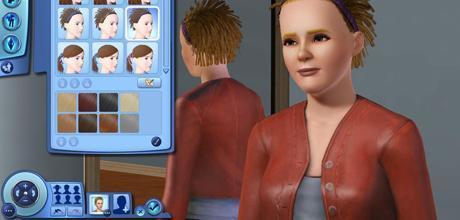 "Screen z gry ""The Sims 3"""