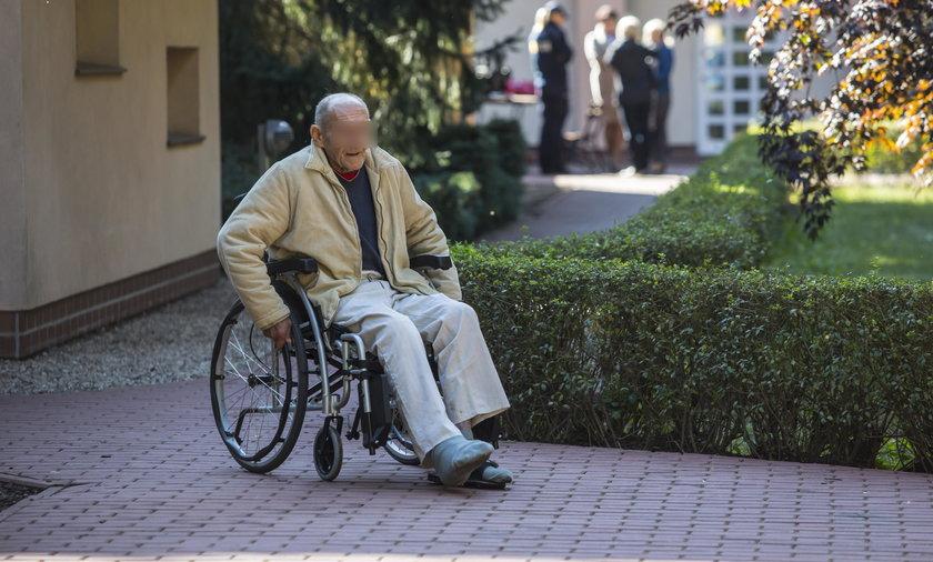 Wojewoda wielkopolski zamknął ośrodek grozy dla starszych i schorowanych w Wolicy