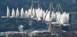 Wysadzili most w Genui. Zginęły tam 43 osoby