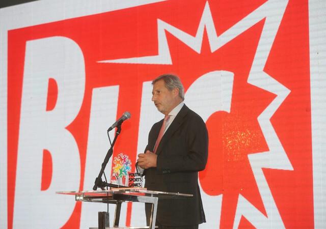 Johanes Han je novi ambasador Sportskih igara mladih