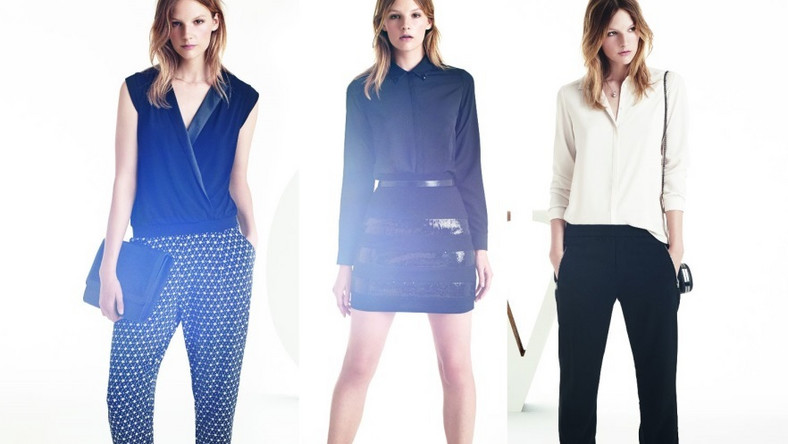 Na imprezę w modnym klubie marka Esprit proponuje dwa najseksowniejsze trendy sezonu: rebel chic i film-noir femininity, czyli kobiecość utrzymaną w stylu kina noir