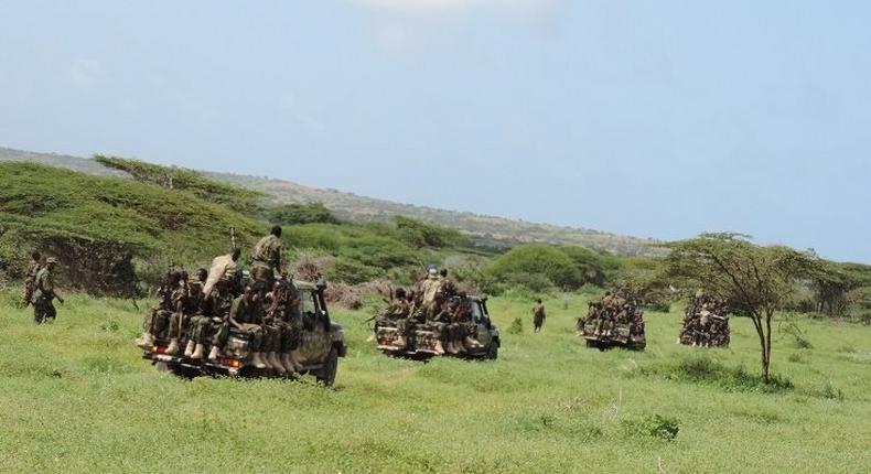 Somalia army fights Jubaland soldiers
