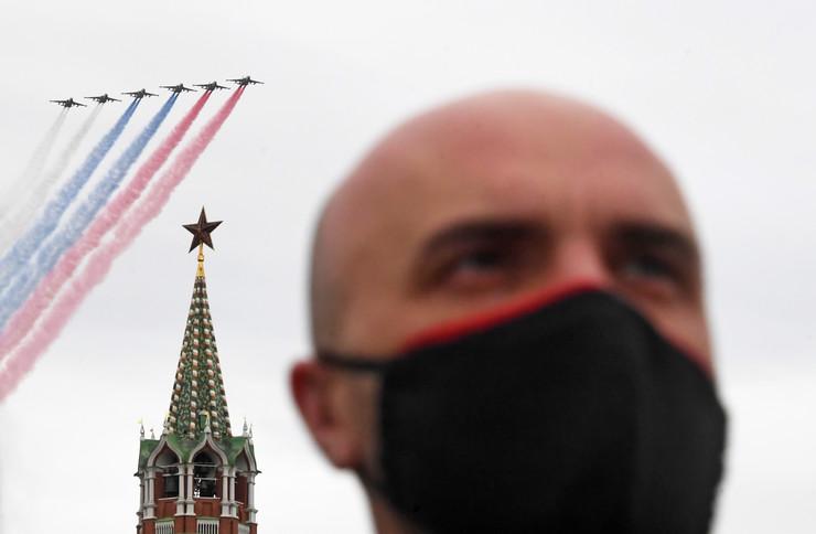 Dan pobede, Rusija, Moskva