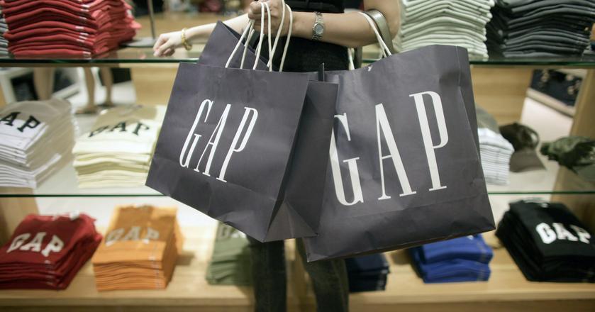 GAP miał w Polsce tylko 3 sklepy