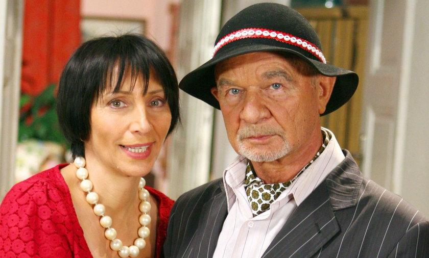 Renata Pałys i Ryszard Kotys