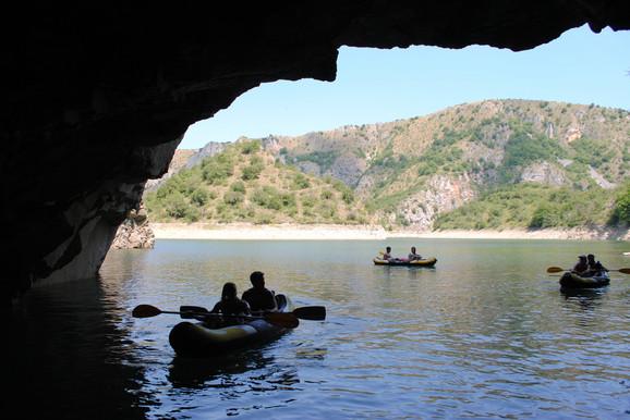 Draž avanture: Istraživanje pećina
