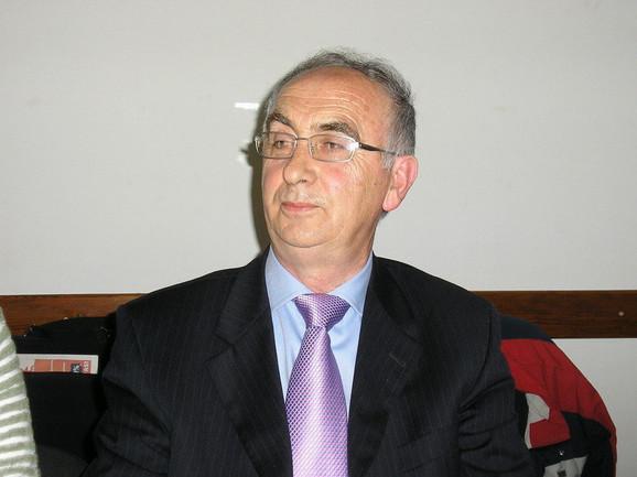 Života Cvetković, odbornik SPS u SO Aleksandrovac