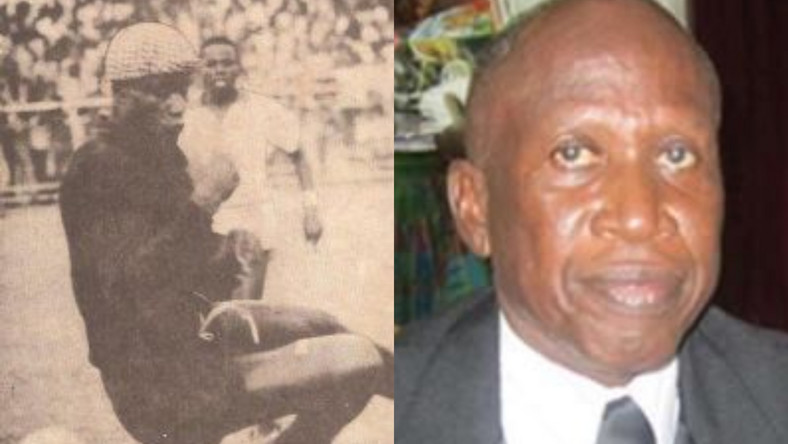 Robert Mensah and Osei Kofi