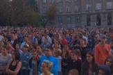 Ne damo Ljubu, protest u školi Svetozar Miletić