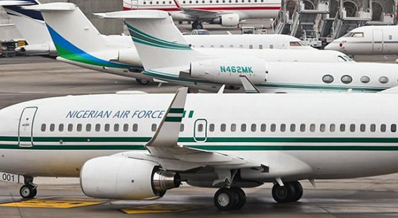 FG puts up 9-yr-old presidential jet for sale