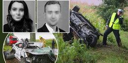 Martyna i Bartosz zginęli w wypadku dzień przed ślubem. Spoczęli w jednym grobie