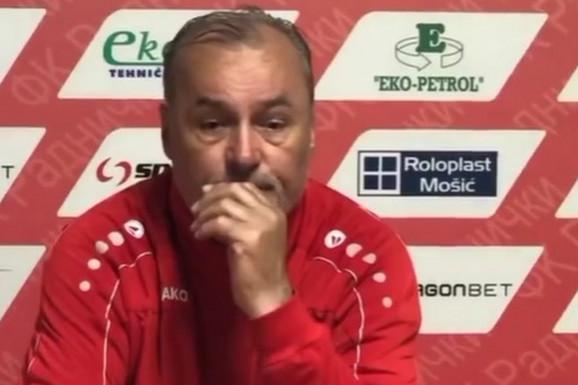 """POTRESNO! Srpski stručnjak obezbedio opstanak, a onda iznenadio sve: """" Ćerka mi je u bolnici 30 dana, a niko u klubu to nije znao"""" /VIDEO/"""
