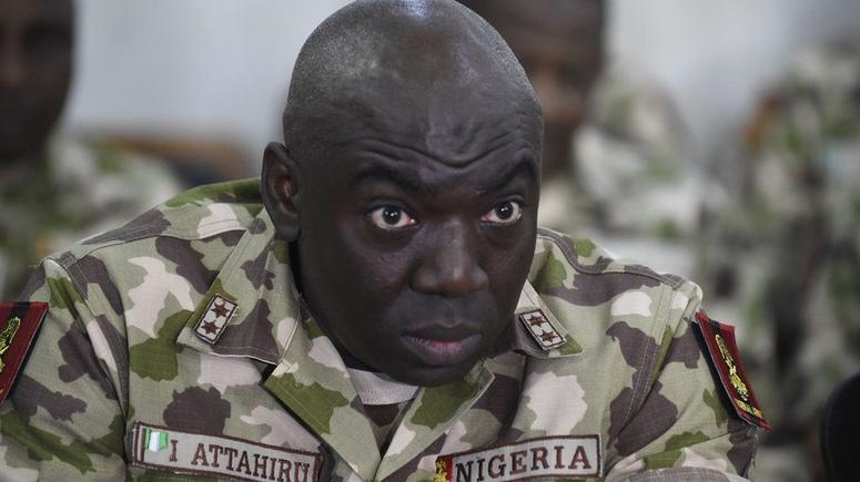 Major General Ibrahim Attahiru