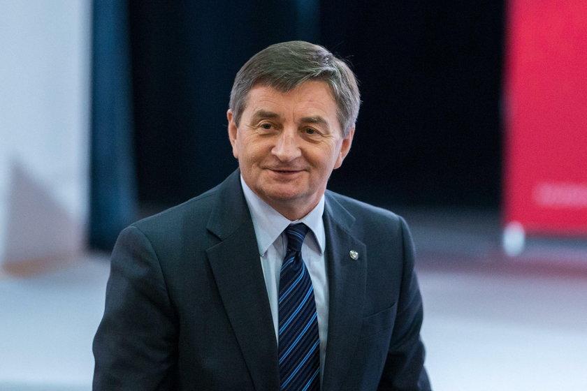 Były Marszałek Marek Kuchciński
