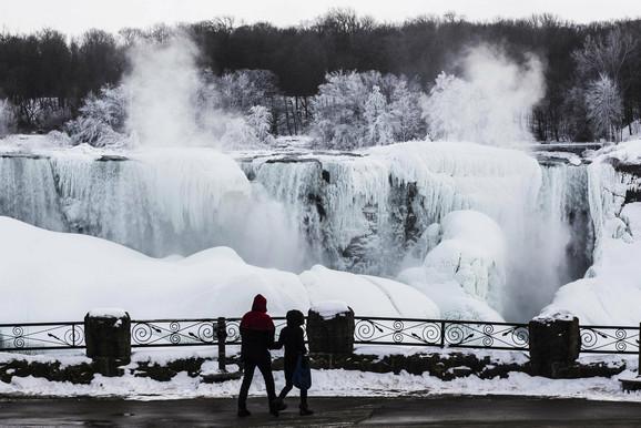 Prizor u kome ne može često da se uživa, ove zime se ponovio čak dva puta