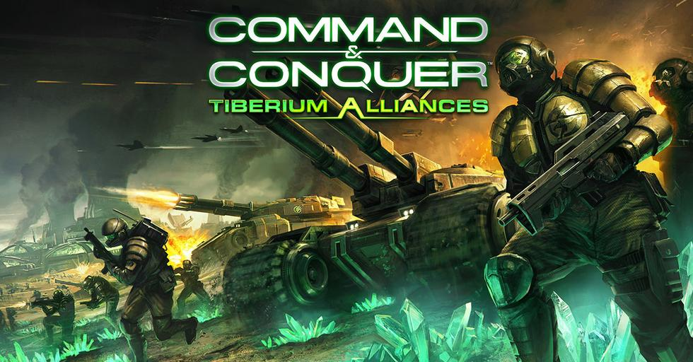 gameplanet Command & Conquer: Tiberium Alliances