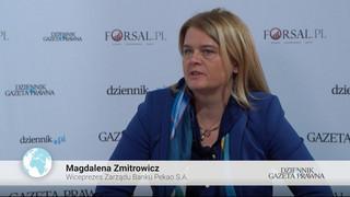 Zmitrowicz: Rola banków w transformacji ESG będzie ogromna