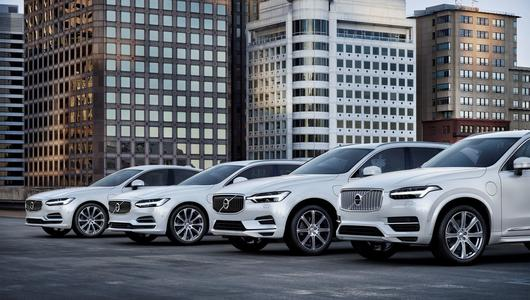 Od 2019 roku wszystkie Volvo będą miały silnik elektryczny