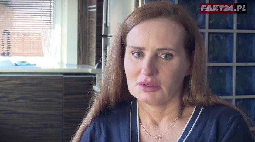 Agata Baraniecka-Kłos (51 l.), szefowa Stowarzyszenia Stop Przedawnieniu