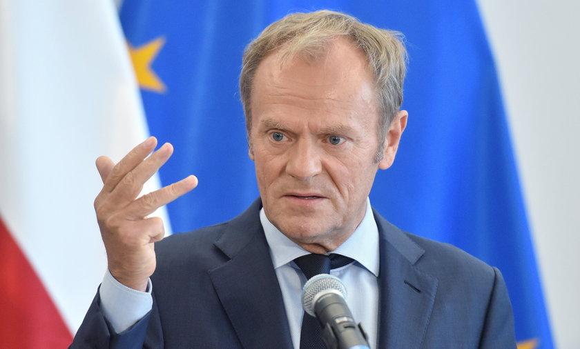 We wrześniu spadło zaufanie do lidera Platformy Obywatelskiej Donalda Tuska.